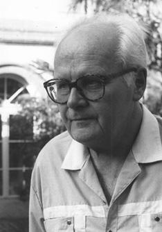 Instrumentenbauer Karl Burri